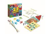 Soubor her 25 společenská hra