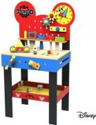 Disney Mickeyho Velký dřevěný ponk pro kutily