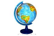 Globus zeměpisný 25 cm