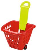 Nákupní košík na kolečkách skládací