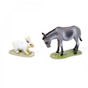 Rozšíření hry Na farmě 2 (oslík a králík) - Kouzelné čtení