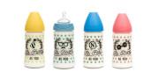 Anatomická kojenecká láhev silikon 270 ml AS YOU Suavinex