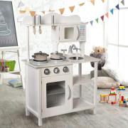 Derrson Dřevěná kuchyňka Olivia s doplňky