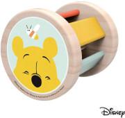 Disney Dřevěný dětský váleček Medvídek Pů