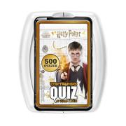 Kvízová karetní hra Harry Potter