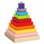Barevná pyramida Cubika