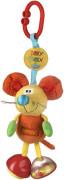 Závěsná hračka Toy box Myška 3 m+