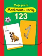 Moje první Montessori karty 123