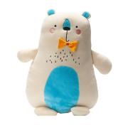 Plyšový polštářek velký Bear Leo