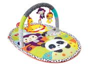 Hrací deka s hrazdou Zoo