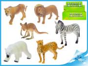 Zvířátka safari 10-12cm 6druhů