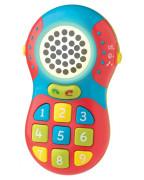 Playgro - Dětský telefon 12 m+