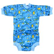 Baby neoprén - body - Krokodýli