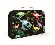 Kufřík lamino 34 cm Dino druhy