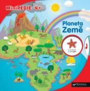 Kniha Minipedie 4+ Planeta Země