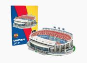 3D puzzle: Camp Nou (FC Barcelona) 24 dílků