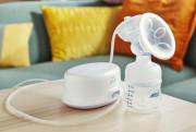 Avent - Philips odsávačka mateřského mléka Natural ELEKTRONICKÁ NOVÁ