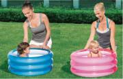 Bazén 70x30cm 3komory 2barvy 48L 24m+