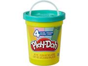 Play-Doh Super balení modelíny - zelené víčko