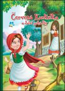 Knížka Červená Karkulka a další pohádky CZ verze