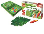 Malý objevitel - Zvířata světa vzdělávací hra