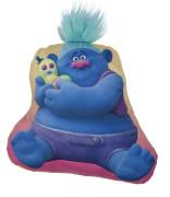 Polštářek ve tvaru Trollů Biggie 30 cm
