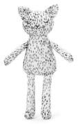 Dětská látková hračka kočička Snuggle Elodie Details - Dots of Fauna Kitty