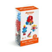 Marioinex Mini wafle 70 ks Konstruktér (chlapci)