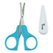 B-Pair dětské nůžky s krytem Turquoise