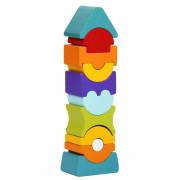 Balanční věž 11 dílů Cubika