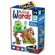 HEADU: Moje první slova