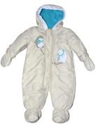 Overal kojenecký zimní nepromokavý, Pidilidi modrý