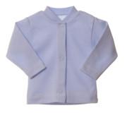 Bavlněný kabátek s dlouhým rukávem MKCool Modrý