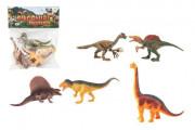 Dinosaurus16-18 cm 5 ks