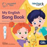 ALBI Kouzelné čtení Kniha My English Song Book