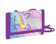 Dětská textilní peněženka Unicorn iconic