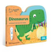 ALBI Kouzelné čtení Minikniha s výsekem - Dinosaurus