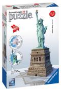 Puzzle Socha Svobody 3D 108 dílků