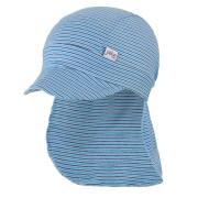 Kšiltovka tenká pirát pruh Outlast® - pruh sv.modrý úzký Vel. 2 (38-41 cm)