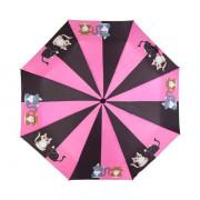 Skládací deštník - Kočka Albi
