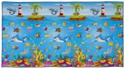 Scarlett dětský kobereček PVC Mořský svět - 120 x 200 cm