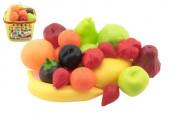 Nákupní košík ovoce/zelenina plast