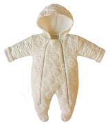 Zimní podšitá kombinéza s kapucí Traveller Baby Service