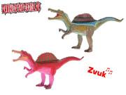 Dinosaurus Spinosaurus se zvukem 45 cm