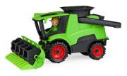 Auto Truckies kombajn plast 20 cm s figurkou