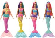 Barbie Kouzelná mořská víla asst GJK07