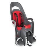Cyklosedačka CARESS PLUS - adapter šedá/červená