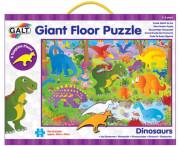 Velké podlahové puzzle – dinosauři