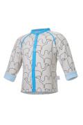 Kabátek podšitý BIO Outlast® Béžový velbloud/ světle modrá