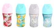 Kojenecká láhev Anti-Colic nerezová Twistshake 260 ml